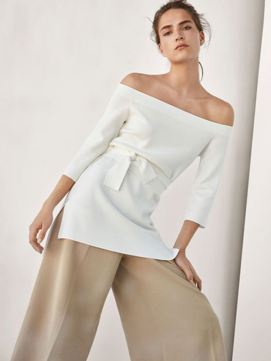 Women's Sweaters & Cardigans | Massimo Dutti Pre-Fall Collection 17