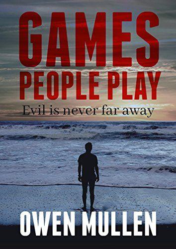 Reblog: Games People Play by Owen Mullen - Reviewed by damppebbles