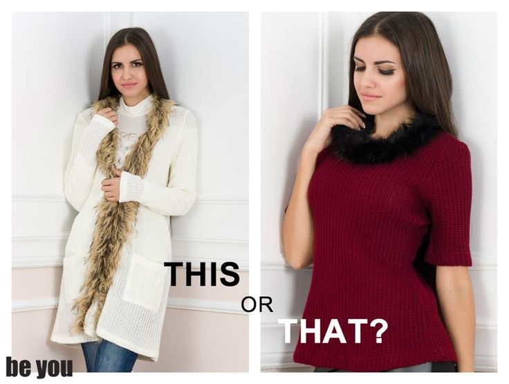 When you feel that brrrr... it's time for Faux Fur!❄️ ζακέτα > https://goo.gl/sW1erP Μπλούζα > https://goo.gl/cV8lsf  #fauxfur #warmup #fallfashion #beyocomgr