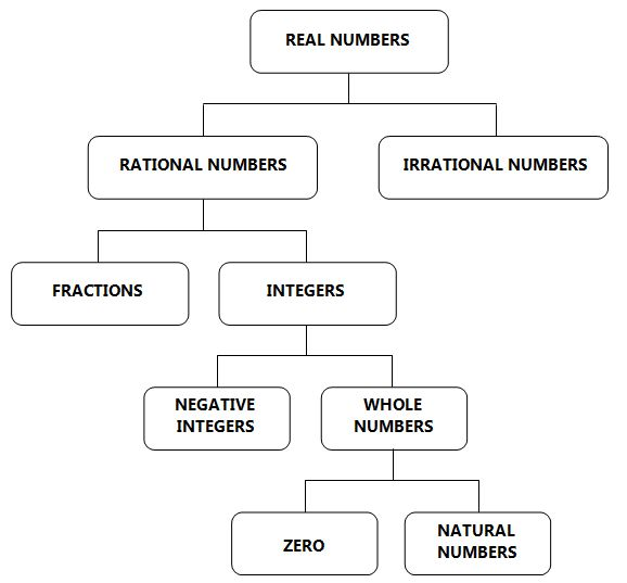 Real Number System | Real numbers, Irrational numbers ...