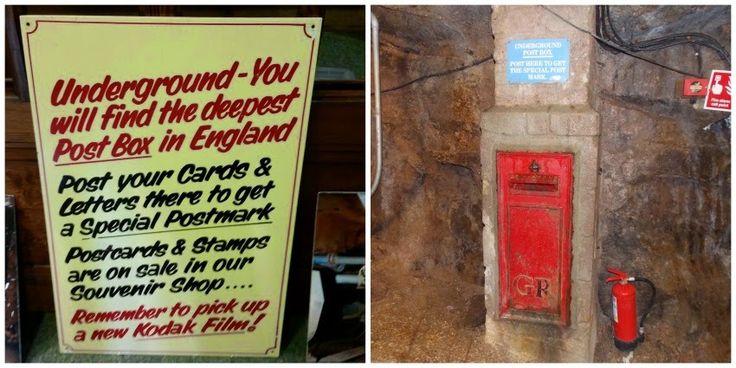 Poldark Mine Post Box Cornwall - A Cornish Mum Blog