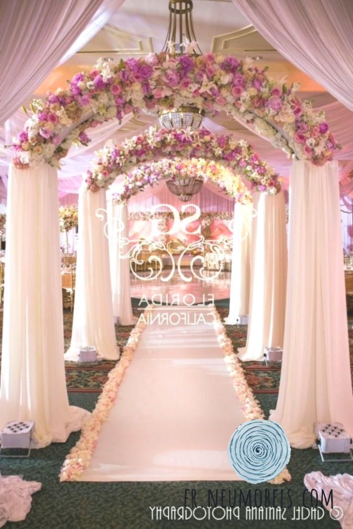Decoration De Scene De Mariage Homemade Party Design Wedding