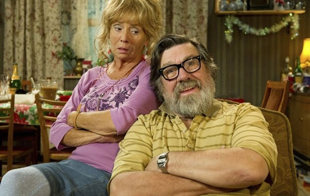 The Royle Family. One of the only comedy shows that makes me laugh