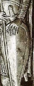 Kard (Gyertyatartó, Gross Comburg) - Hagyomány és múltidéző