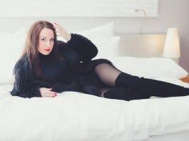 Fashionblogger Hamburg – Beyonce Style – Leder-Overknees und Body