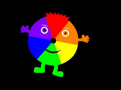 Mix the Colors Song - YouTube
