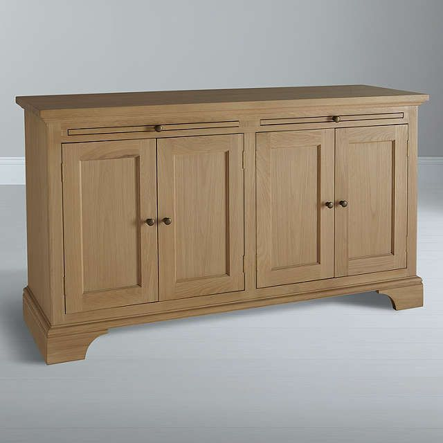BuyNeptune Henley 5ft Oak Sideboard, Oak Online at johnlewis.com