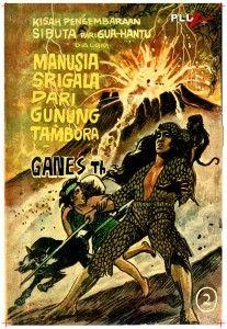 Manusia Serigala Dari Gunung Tambora Jilid 2 #komik #komikIndonesia #komikjadul #SiButaDariGuaHantu