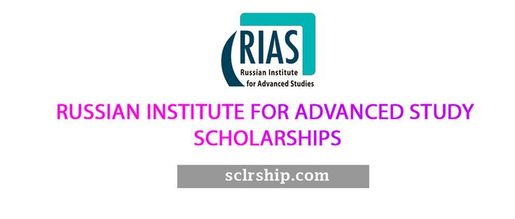 Russian Institute for Advanced Study #Scholarships for Postdoctoral in #Russia  https://sclrship.com/country/russia/russian-institute-advanced-study-scholarships-postdoctoral-russia/