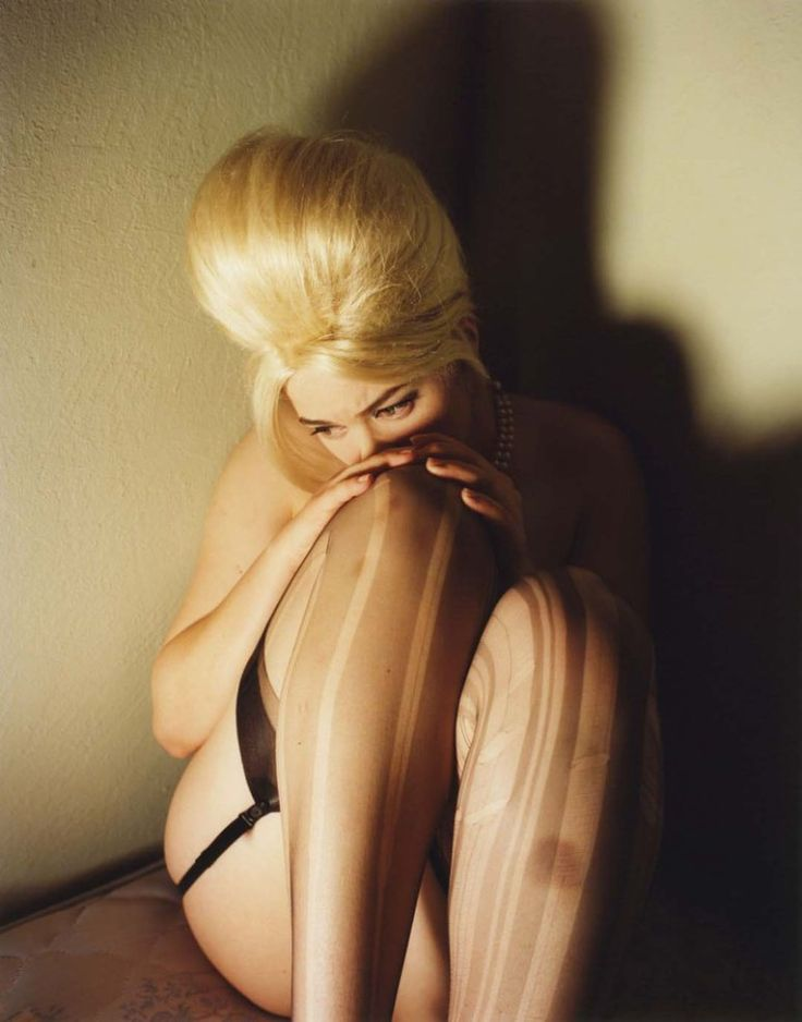 Todd HIDO :: from Portrait series, 2011 [Exhibition :: Fragmented Narratives, 2011]
