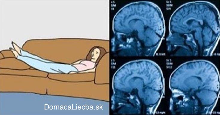 Lenivosť sa zvyčajne chápe ako negatívna vlastnosť, ktorej je potrebné sa vyvarovať. Štúdie ukazujú, ako dokáže byť pre náš mozog prínosom.
