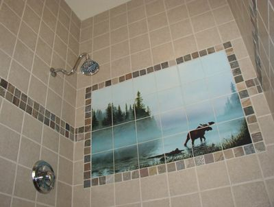 Oh wow! This would have to be the best bathroom in the world!!!!