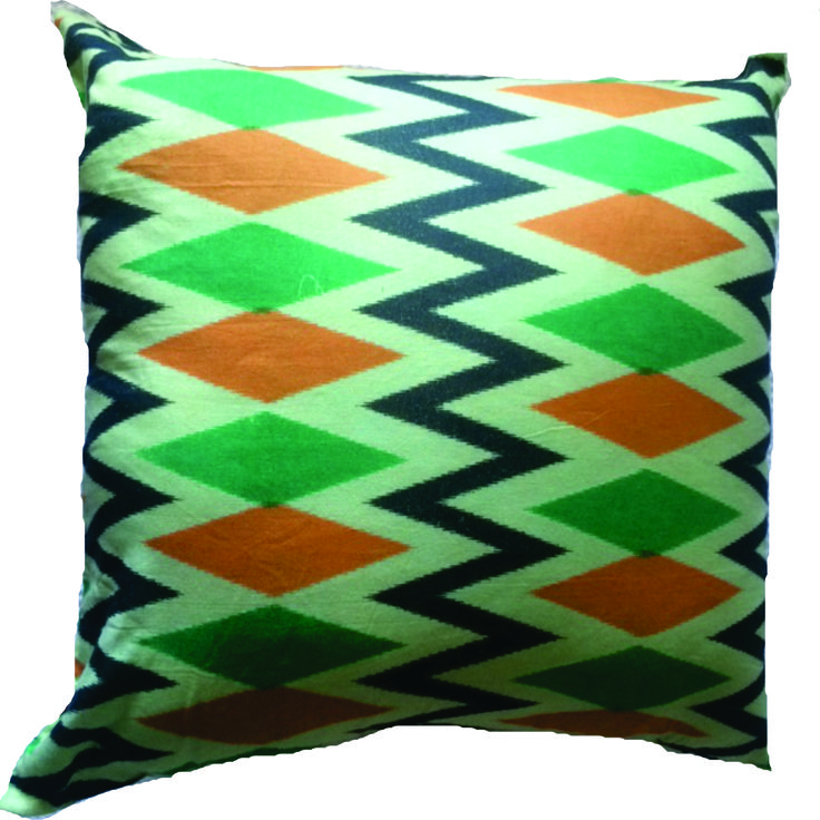 Cotton Cushion www.curioushome.com.au