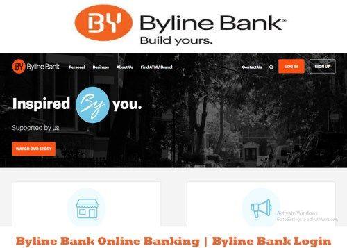 Byline Bank Online Banking | Byline Bank Login - Tecteem