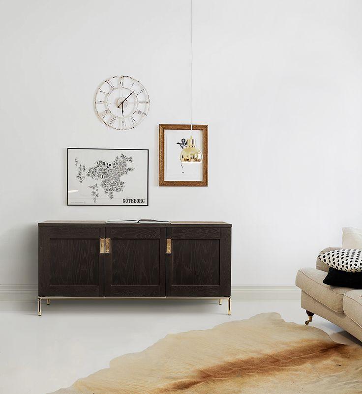 Good Kommode Pimlico bietet jede Menge Stauraum und begeistert mit ihrem eleganten Design Entdecken Sie weitere