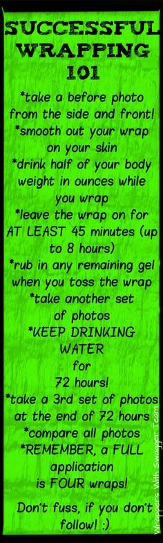 It Works Skinny Wraps are simple and do it yourself body wraps that help to tighten and tone your skin! You can put them anywhere and they work WONDERS! Wondering where to buy body wraps? Just click the pin and get the discount on a box of wraps today! :)