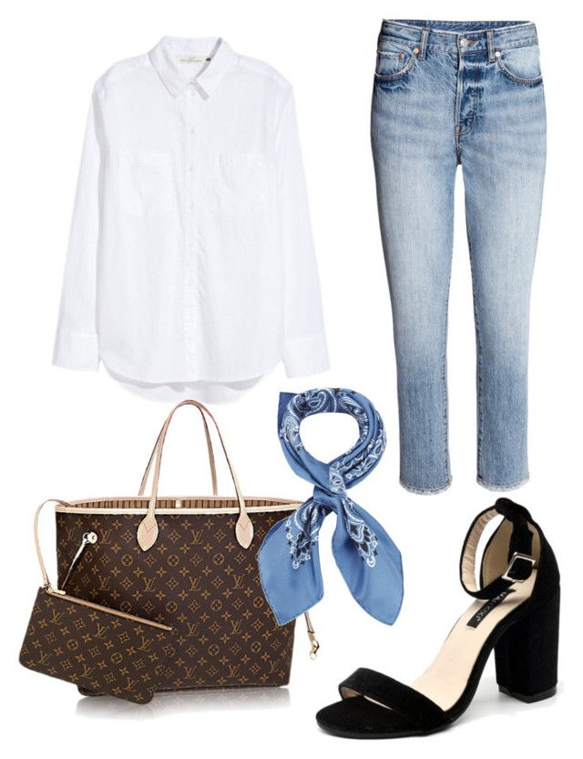 """""""Untitled #217"""" by stinasolheim on Polyvore featuring H&M and Manipuri"""