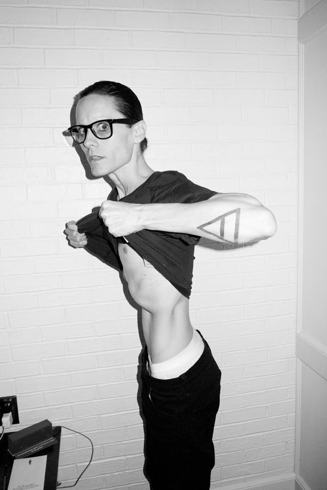 Jared Leto reveals extreme weight loss to play transvestite - pictures  - DigitalSpy.com