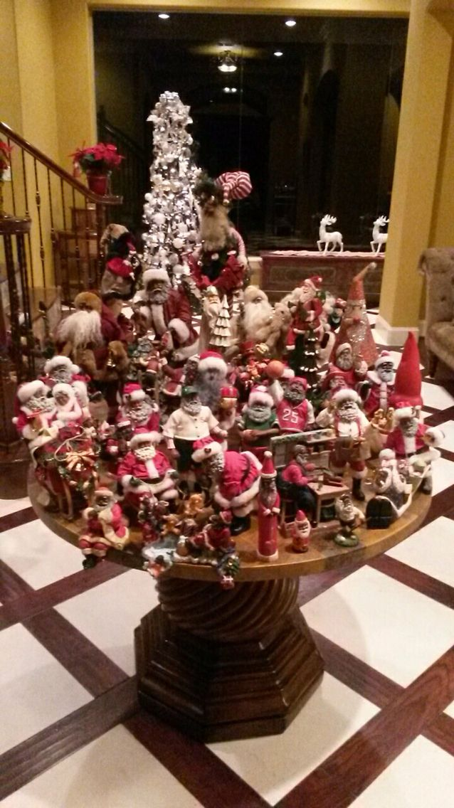161 best African American Santa Collection images on ...