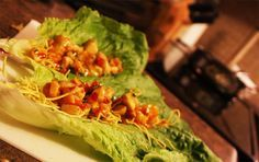 Lettuce wraps – I know, enough already. If you are a person who frequents hip local bistro's or the 'premium-casual' Canadian chains like Earls, Joey's or Moxies, then you've probably tried a varia…