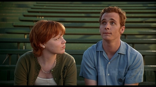 Denise and Preston,  Can't Hardly Wait.  One of my favorite movies of the 90's