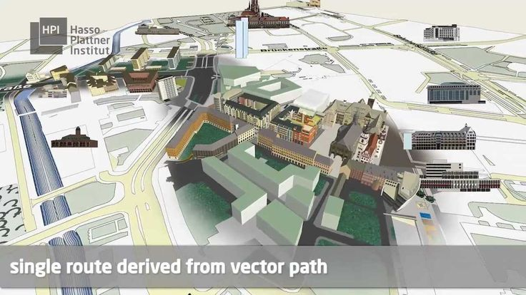 Interactive Visualization of Generalized Virtual 3D City Models using LoA Transitions