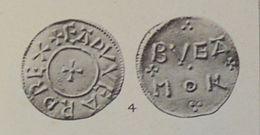 Coin of Edward the Elder