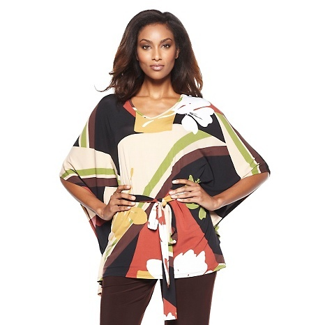 Anthony Zuri Belted Knit Caftan