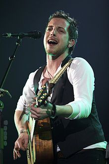 James Morrison english singer... soulful voice