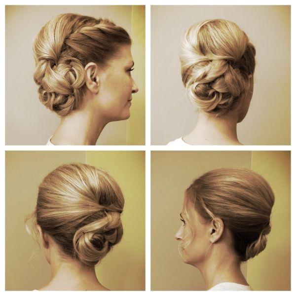 Summer Wedding By Abbi Pfaff Aphair Salon Hair Pinterest