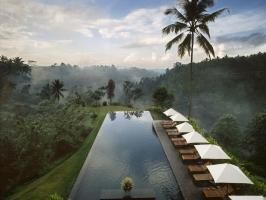 Escape to top vacation spot Alila Ubud Resort in Bali, Indonesia.