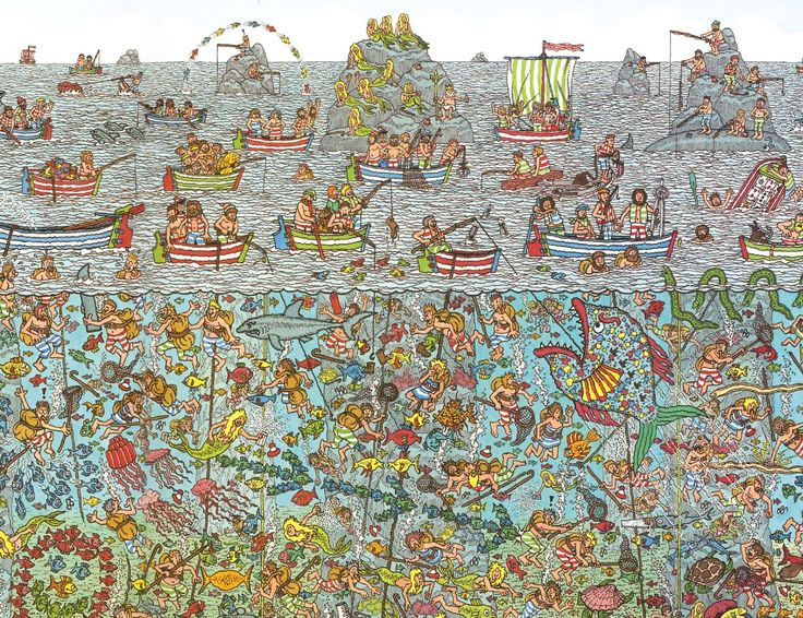 Where's Waldo Mobile
