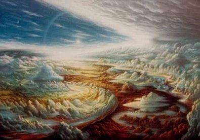 inside planet jupiter cloud layer - photo #18