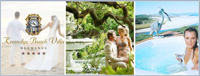 Kennedy's Beach Villa - South Africa Honeymoon Destinations