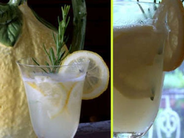 Ricetta Smoothies alla pesca (bellini analcolico), all'ananas tropical e, da Menu turistico - Petitchef