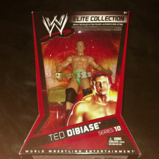 WWE elite collection series 10  Ted DiBiase