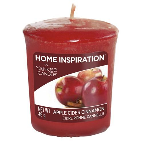 Yankee Candle Apple Cider & Cinnamon Votive
