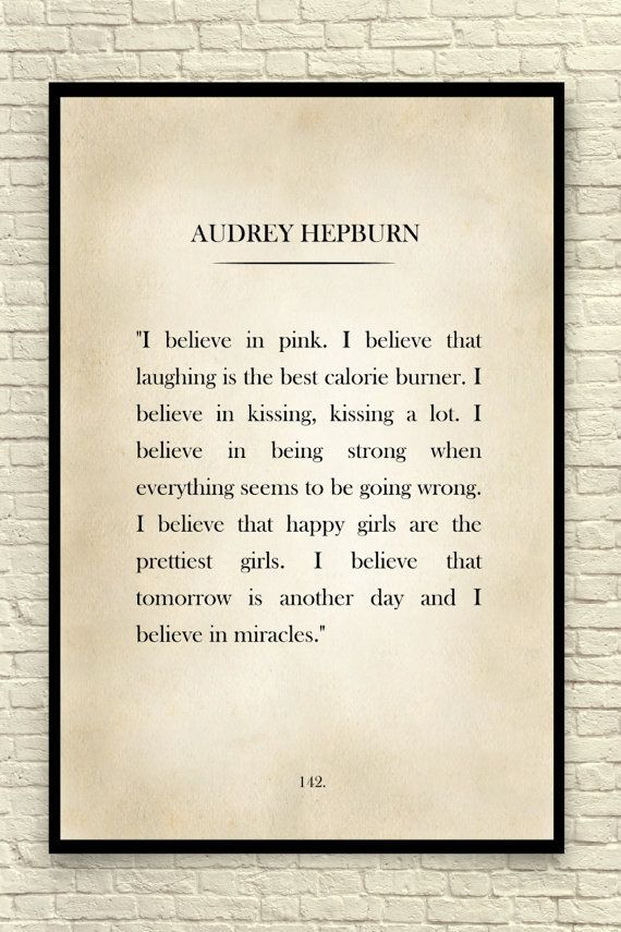 Best  Audrey Hepburn Quotes Ideas On   Quotes By