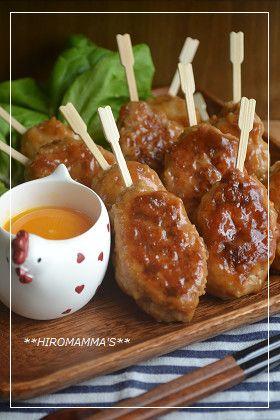 鶏つくね Tsukune, chicken