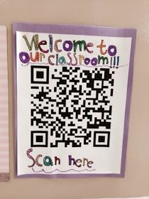 Foxy Monocle: Student Led Conferences and QR Codes