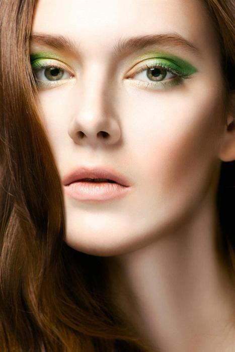 #Beauty #Makeup Green eyes, red hair | beauty-nomics ...