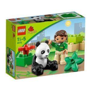 Lego Duplo Zoo panda by LEGO. $7.99
