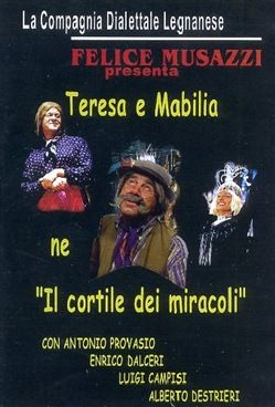 Prezzi e Sconti: I #legnanesi il cortile dei miracoli  ad Euro 17.99 in #Chi te ma srl #Media dvd video teatro cabaret