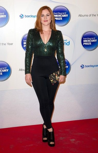 Katy B - Arrivals at the Barclaycard Mercury Prize