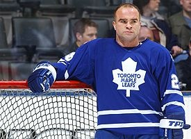 Tie Domi - one of the best goons of all time in NHL
