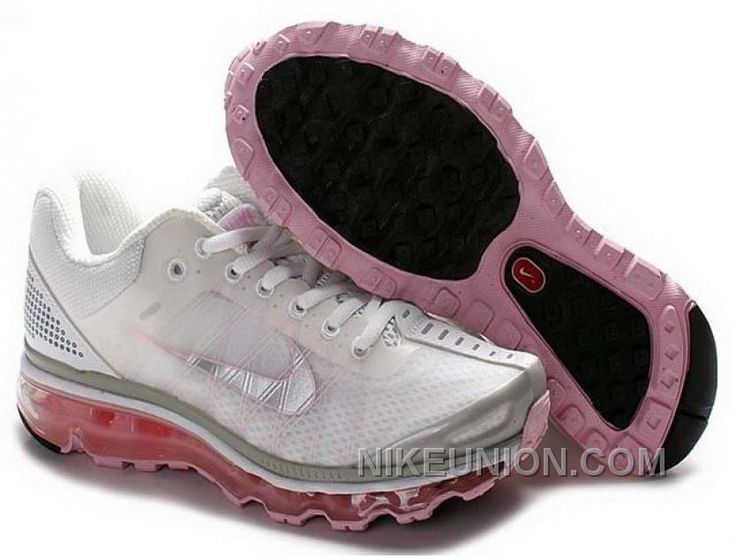 http://www.nikeunion.com/nike-air-max-2009-id-black-white-pink-for-sale.html NIKE AIR MAX +2009 ID BLACK WHITE PINK FOR SALE Only $59.17 , Free Shipping!