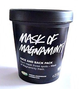 Mask of Magnaminty is by far one of the best facial masks and it is always sold out in Lush Singapore! Not just the best face mask for acne and blemishes, it is also a deep exfoliating mask good for blackheads removal and safe for sensitive skin.