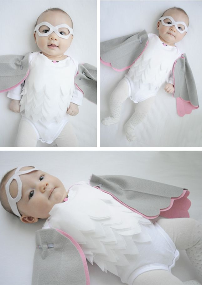 20 of the BEST Infant Halloween Costumes for Your Newborn via Brit + Co.