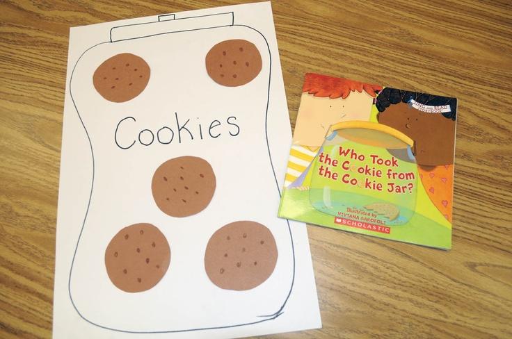 Mrs. Ricca's Kindergarten-subtraction story problems