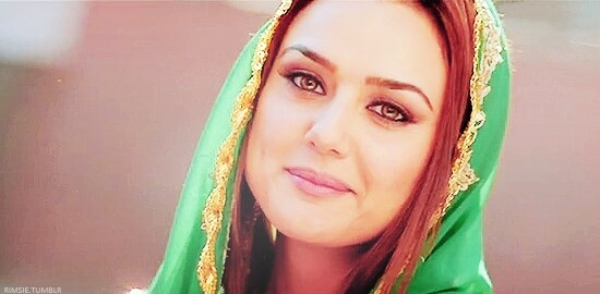 Why We Cannot Get over Preity Zinta!